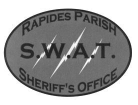 Rapides Parish Sheriff's Office S.W.A.T.